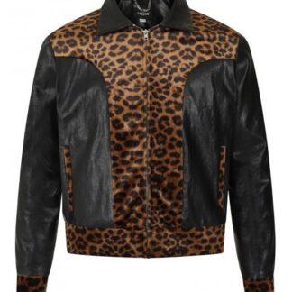 Jonathan Leopard Jacket