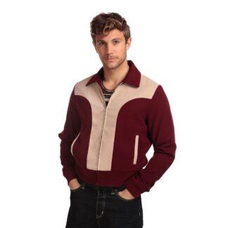 Jonathan Contrast Jacket