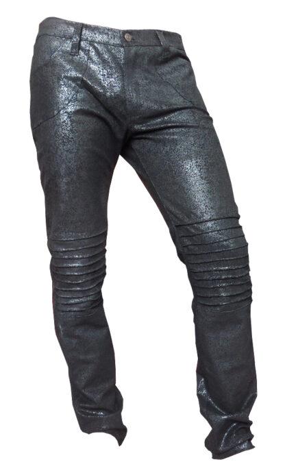 Biker Skinny Black